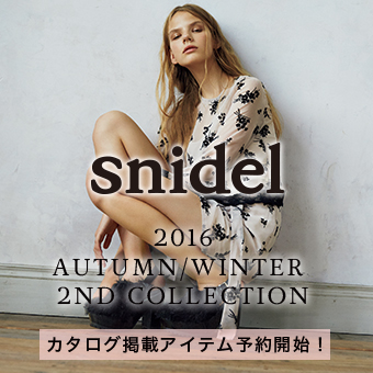 snidel[スナイデル]